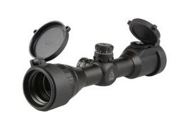 "6X32 1"" BugBuster AO 36-Colour Mil-Dot + QD Mount Scope"